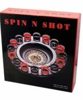 Drankspel drinkspel shot roulette